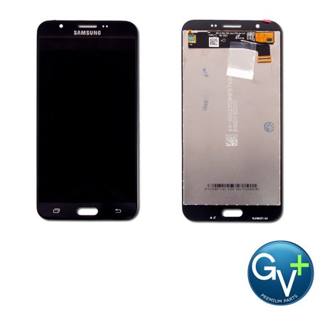 Touch Screen Digitizer and LCD Front Display Assembly for Black Samsung Galaxy J7 V / J7 Perx / Galaxy Halo SM-J727, SM-J727V, SM-J727P, SM-J727T, SM-J727AZ (5.5