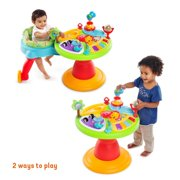4ac9b6b18bef Bright Starts 3-in-1 Around We Go Activity Center - Walmart.com