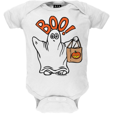 Halloween Boo Ghost (Halloween Boo! Ghost Baby One)