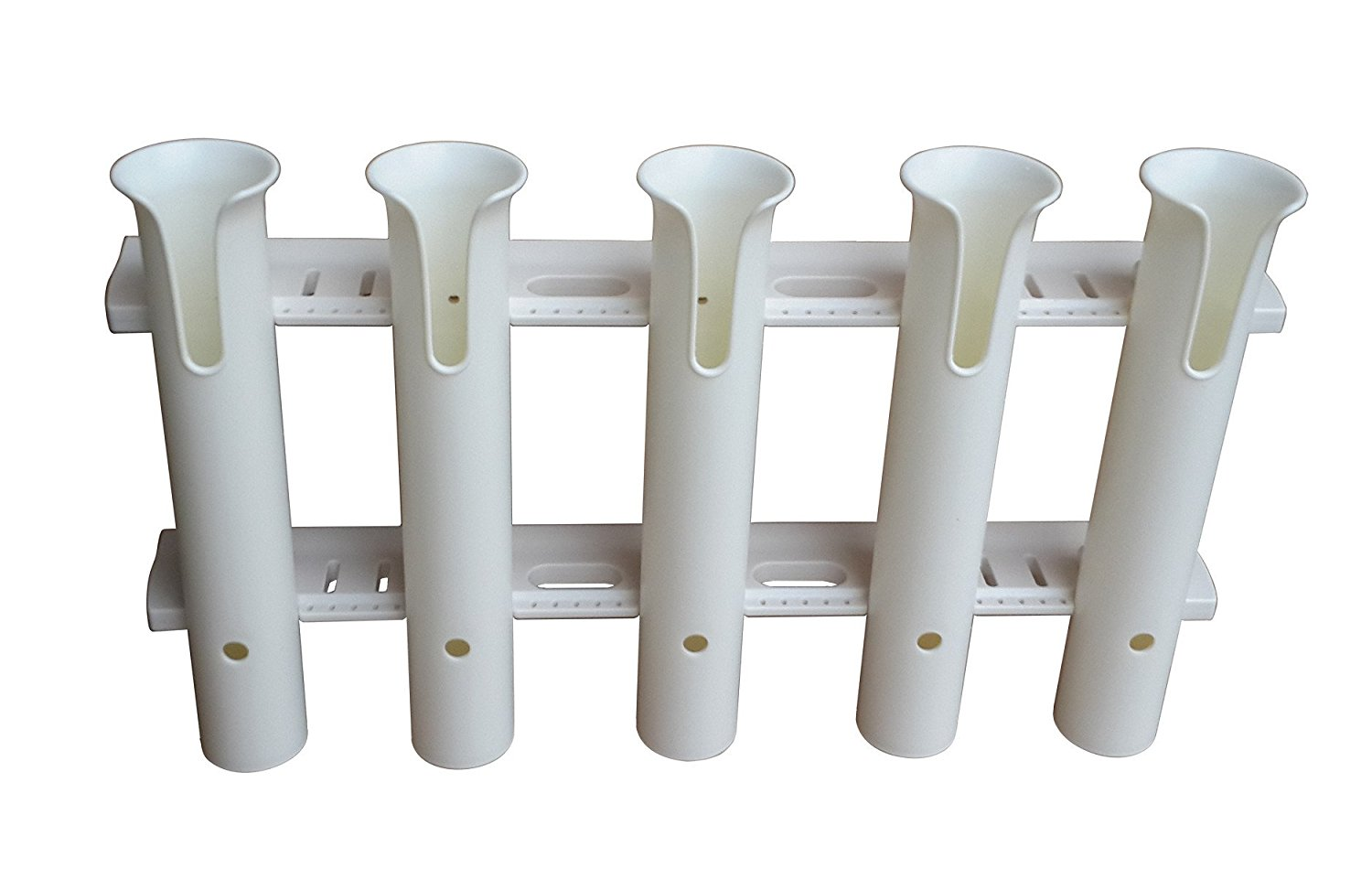 Click here to buy BroCraft Tackle Rack Fishing Rod Holder Rod White.