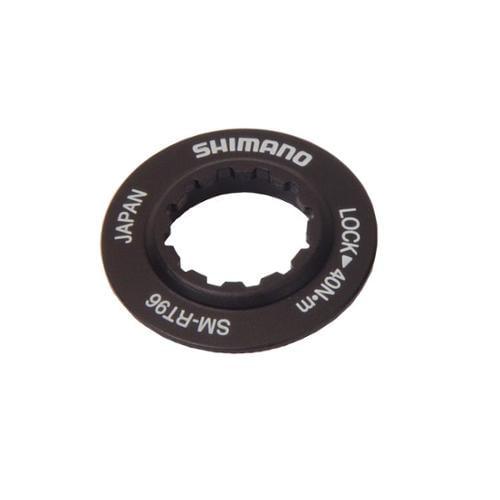Shimano  SM-RT96// Center lock Rotor Locking w// Washer Black