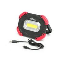 Hyper Tough 1200-Lumen Rechargeable Work Light