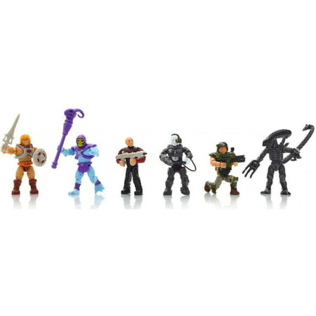 Mega Construx Heroes Assortment