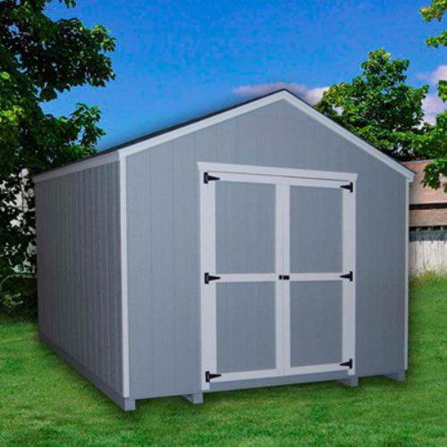 Little Cottage 8 x 10 ft. Value Gable Precut Storage Shed