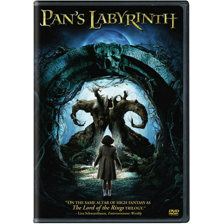 Pan's Labyrinth ( (DVD)) - Labyrinthe D'halloween