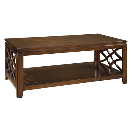 Standard Furniture Woodmont Rectangular Cocktail Table