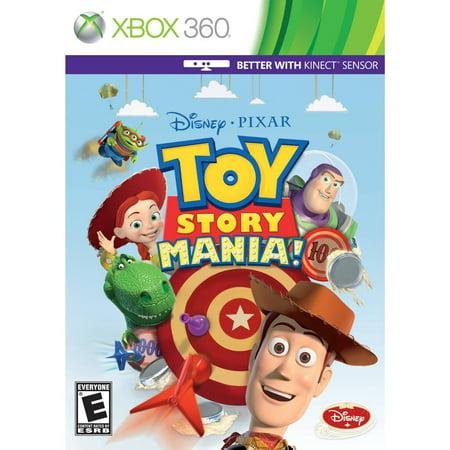 Toy Story Mania Kinect (Xbox 360)