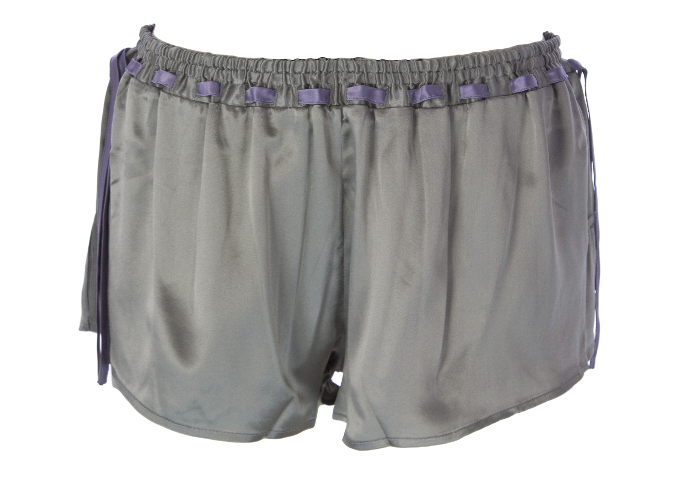 Zinke Intimates Women's Goodnight Lovely Shorts, Large, Pebble