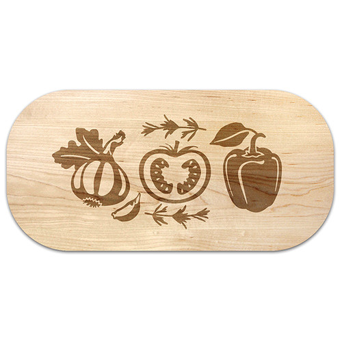 Martins Homewares Farmers Market Serving Board