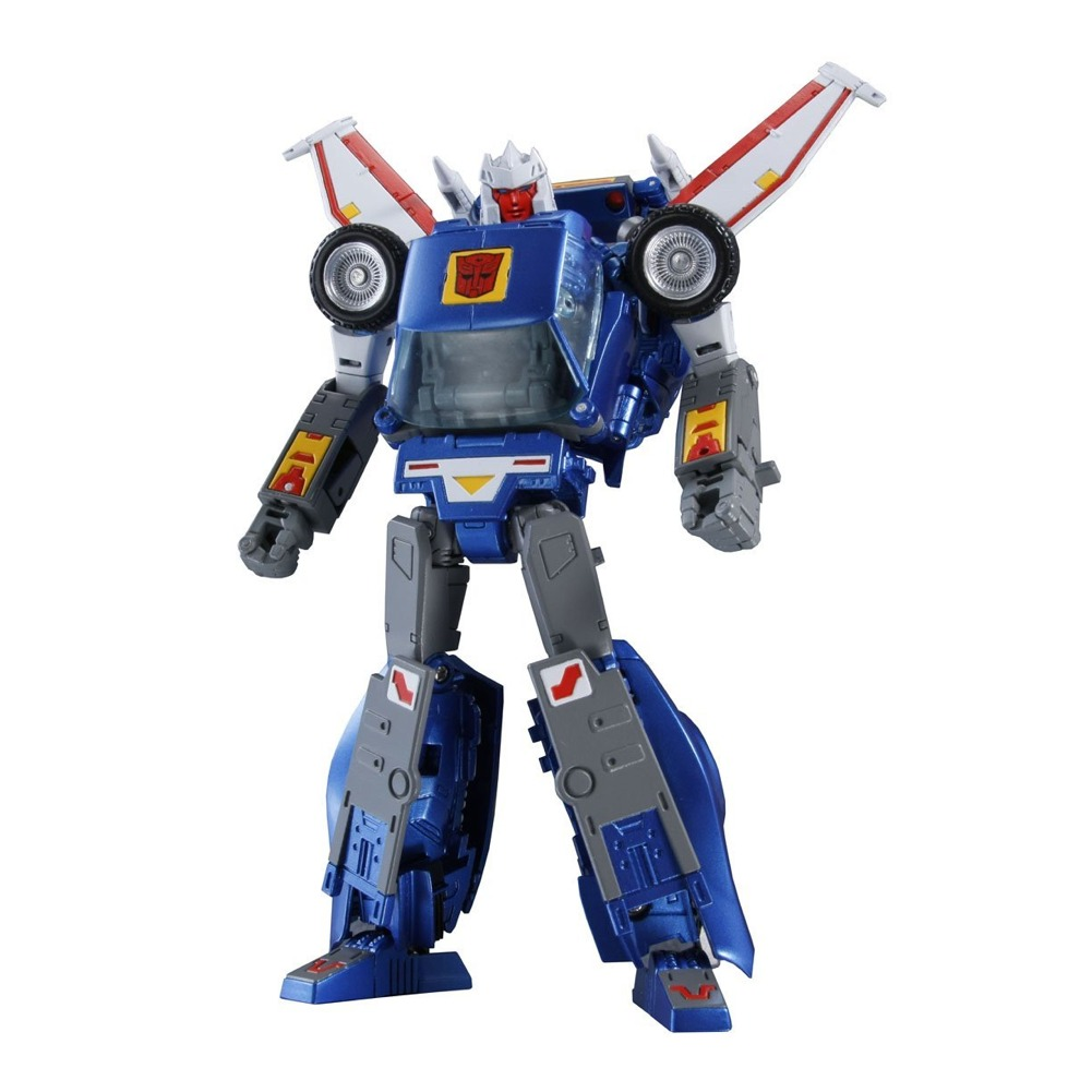 Transformers Masterpiece Action Figure: MP-25 Tracks by Takara Tomy