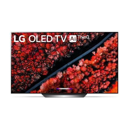 """LG 77"""" Class OLED C9 Series 4K (2160P) Smart Ultra HD HDR TV - OLED77C9PUA 2019 Model"""