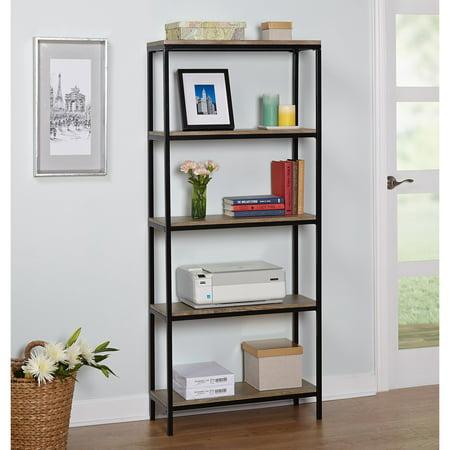 Vie 5-Tier Bookcase
