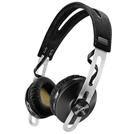 Sennheiser Momentum 2.0 Wireless On-Ear Headphones with Bluetooth 4.0 Black by