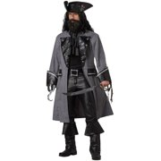 Blackbeard, The Pirate Adult Costume by California Costumes