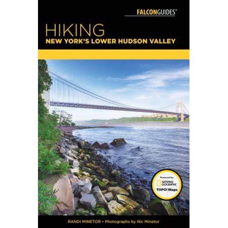 Hiking New York's Lower Hudson Valley - eBook ()