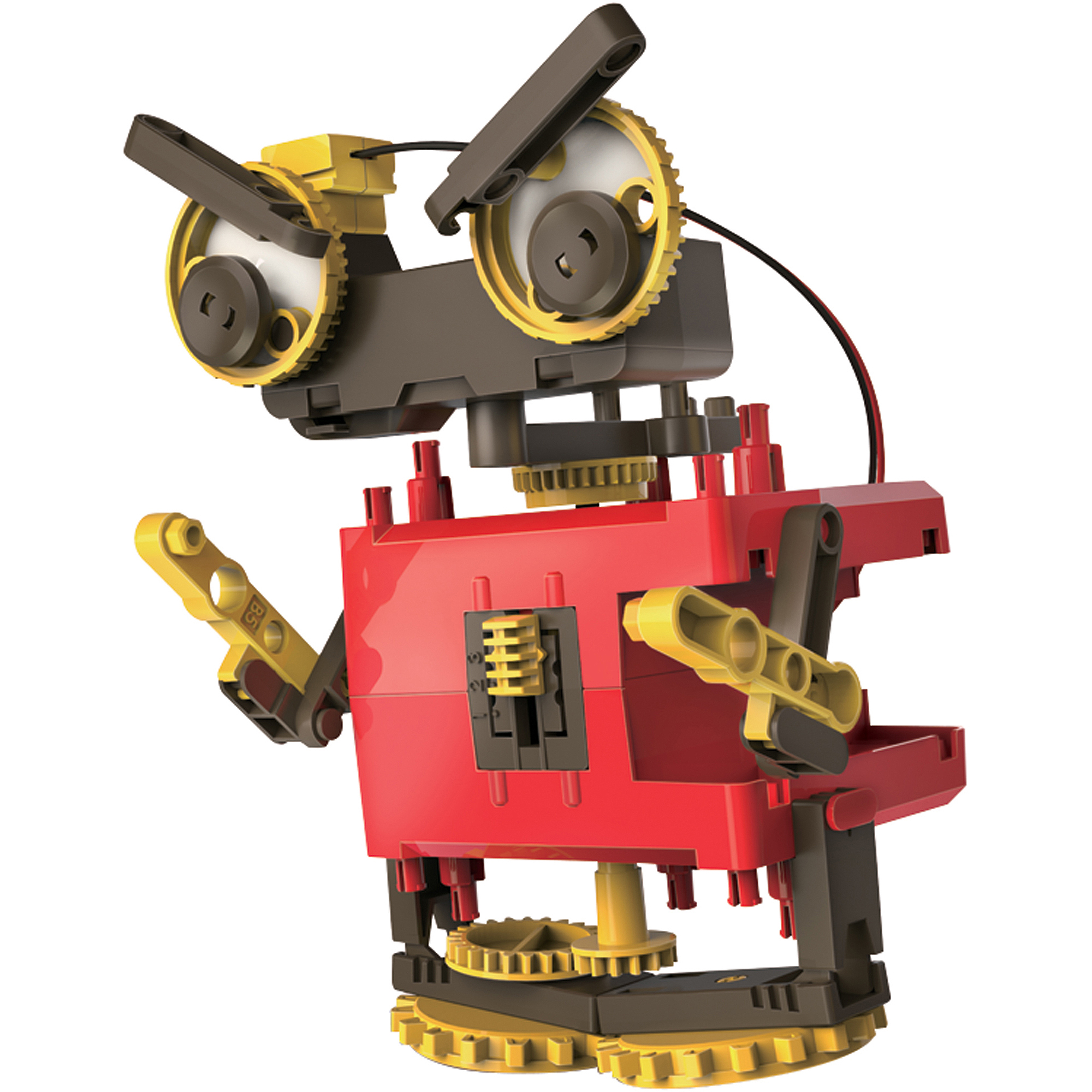 OWI EM4 Educational Motorized Robot Kit Walmart