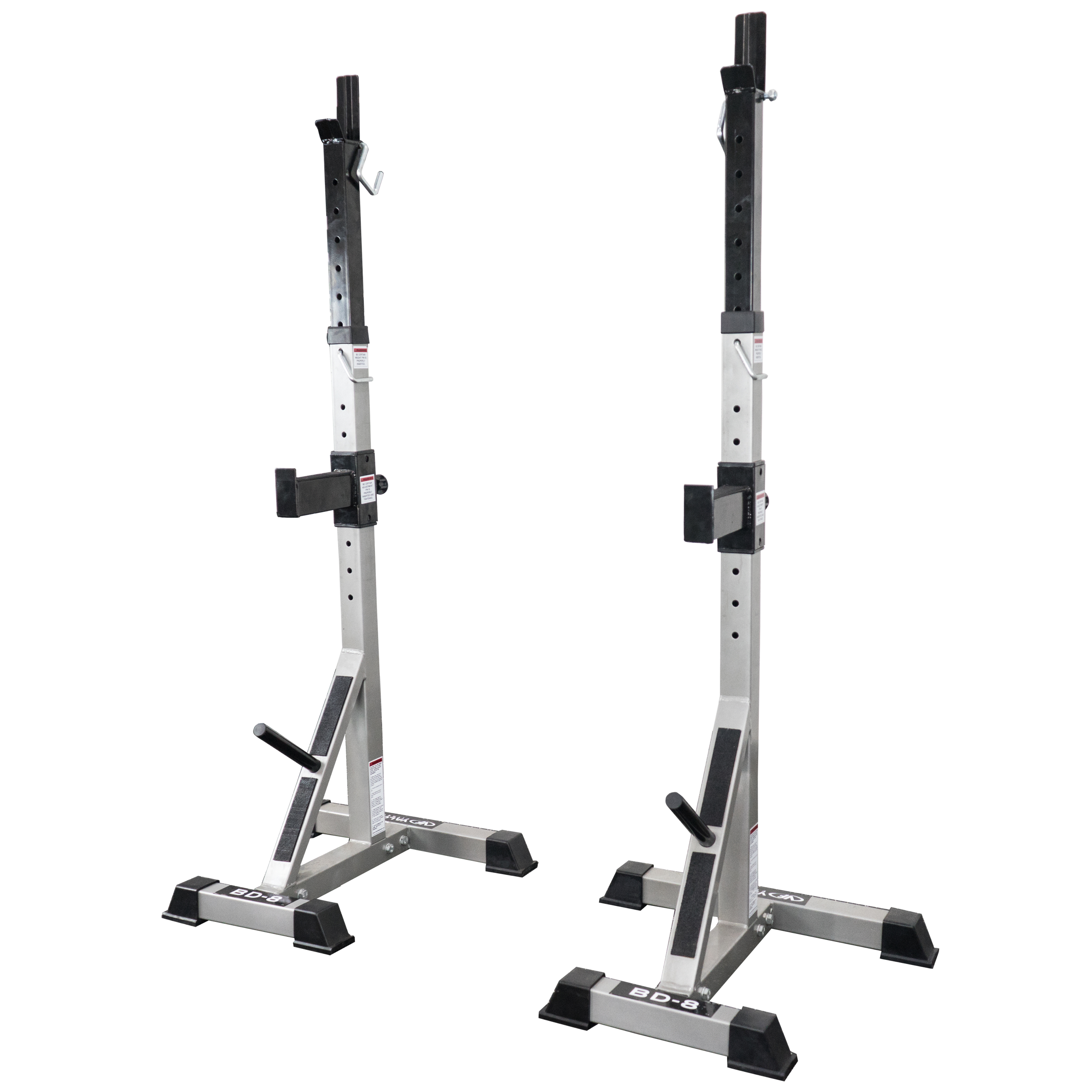 Valor Fitness BD-8 Improved Delux Squat Stands