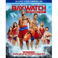 Baywatch (Blu-ray + DVD + Digital)