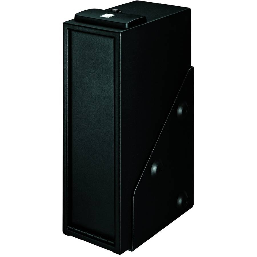 Stack On Quick Access Safe Single Gun with Biometric Lock by Stack On
