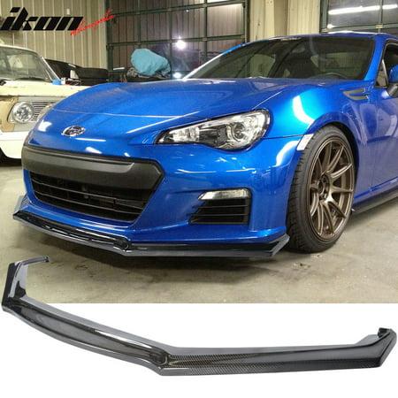 Front Lip Seibon Carbon - Fits 13-16 Subaru BRZ CS2 Front Bumper Lip Spoiler - Carbon Fiber CF
