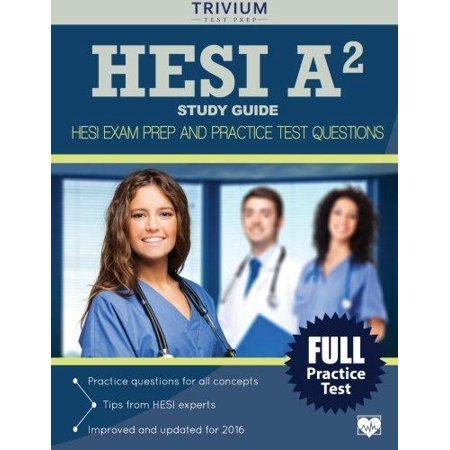 Hesi A2 Study Guide  Hesi Exam Prep And Practice Test Questions