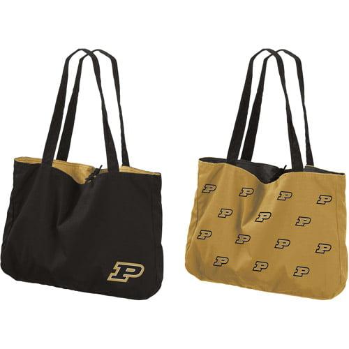 Logo Chair NCAA Purdue Reversible Tote Bag