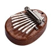 8 Keys Kalimba Mini Thumb Piano Finger Percussion Kalimba for Kids Gift