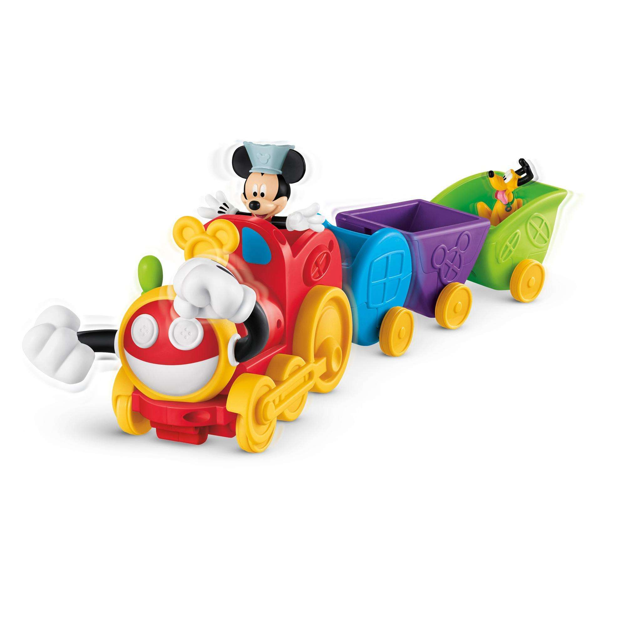 Disney Mickey Mouse Clubhouse Wobble Bobble Choo Choo by FISHER PRICE