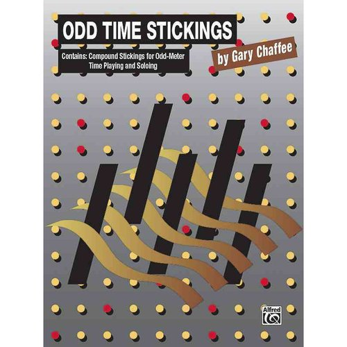 Odd Time Stickings: Compound Stickings for Odd-Meter Time Playing and Soloing