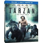 The Legend Of Tarzan (Blu-ray   DVD   Digital HD) (Widescreen)