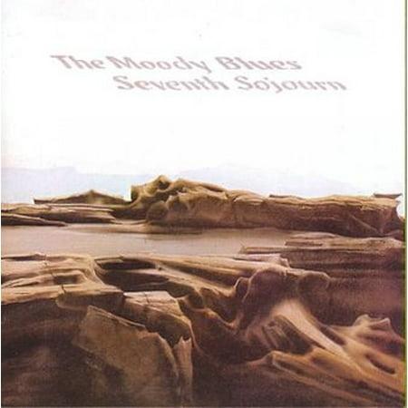 Blues Remastered Import - Seventh Sojourn [Bonus Tracks] [Expanded Edition] [Remastered] (CD) (Remaster)