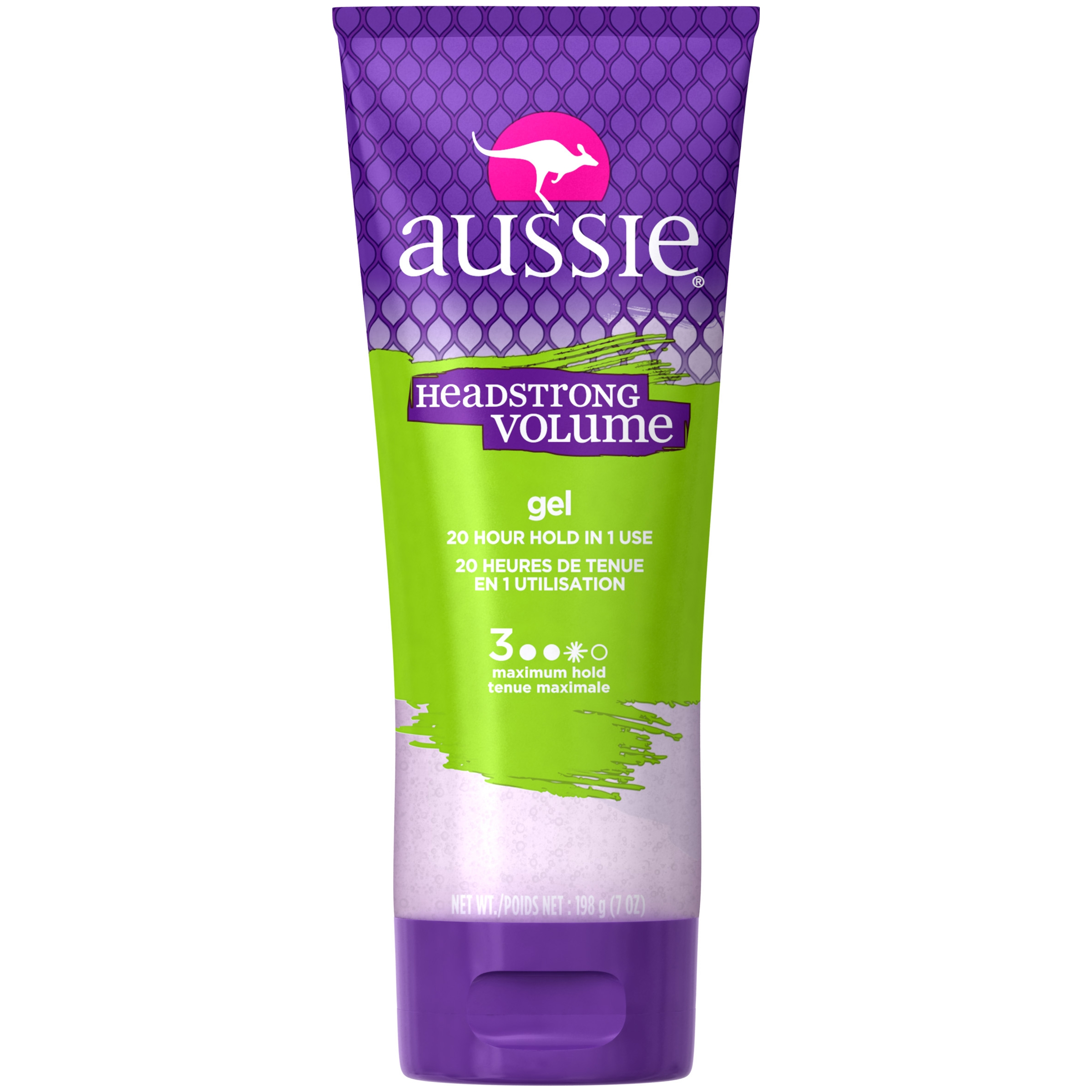 Aussie® Headstrong Volume Hair Gel 7 oz. Tube