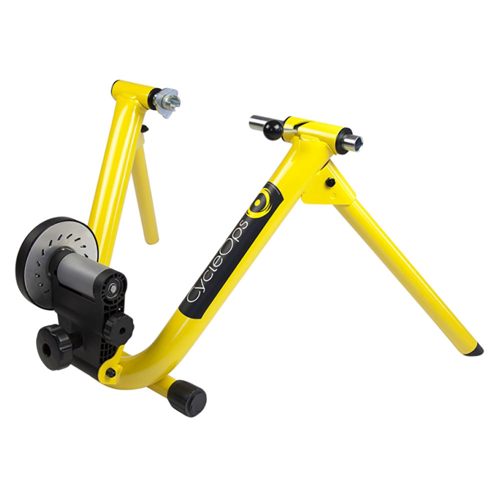 CycleOps Mag Indoor Cardio Magnetic Resistance Stationary Bike Stand Trainer