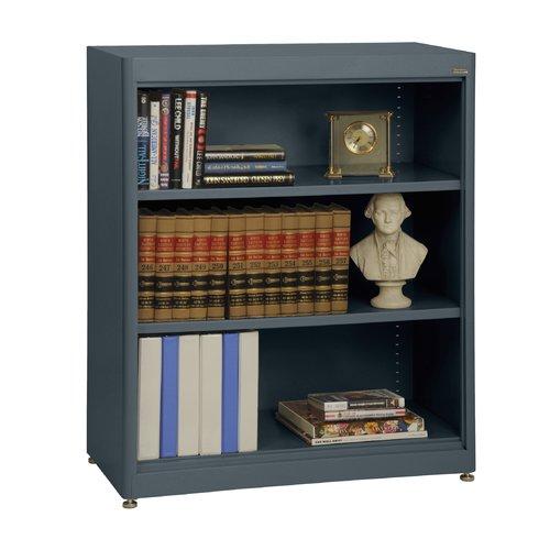 Sandusky Cabinets Elite Radius Edge Standard Bookcase