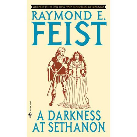 A Darkness at Sethanon by