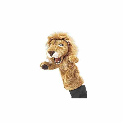 Lion Stage Puppet Stage Puppet by Folkmanis - 2562