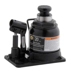 Omega Lift 10208 20 Ton In-Line Bottle Jack, Shorty