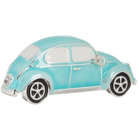 Napier Blue Buggie Car Pin One Size Blue/silver -