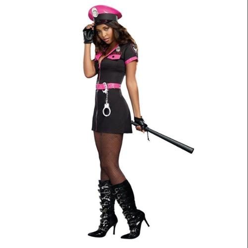 Traffic Stopping Cop Adult Costume