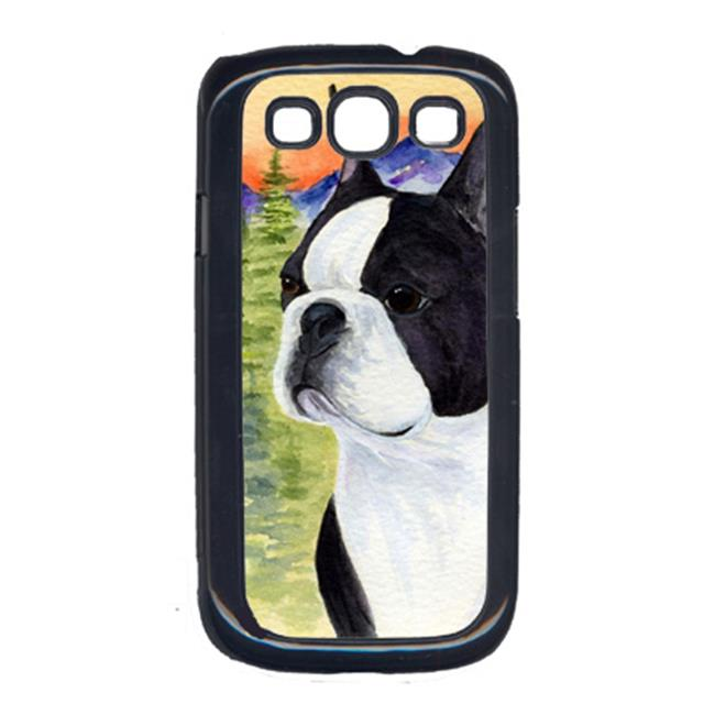 Carolines Treasures SS8187GALAXYSIII Boston Terrier Cell Phone Cover Galaxy S111 - image 1 of 1