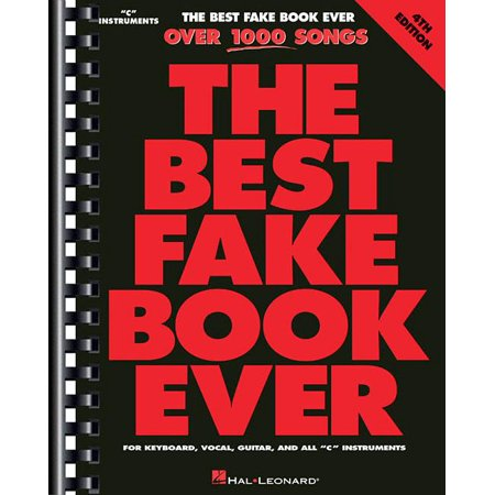 The Best Fake Book Ever (Best Fake Book)