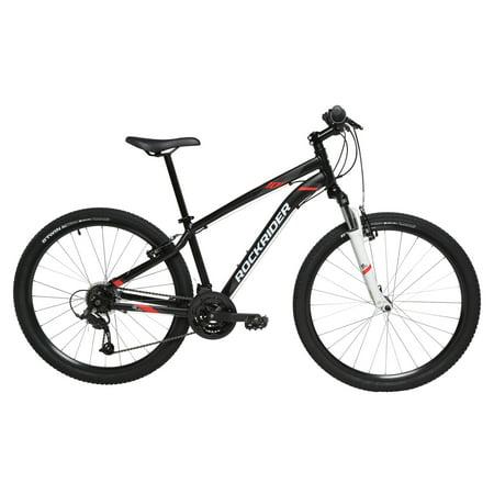 "Rockrider by DECATHLON - Mountain Bike ST 100 - XL - 27.5"" - Black"