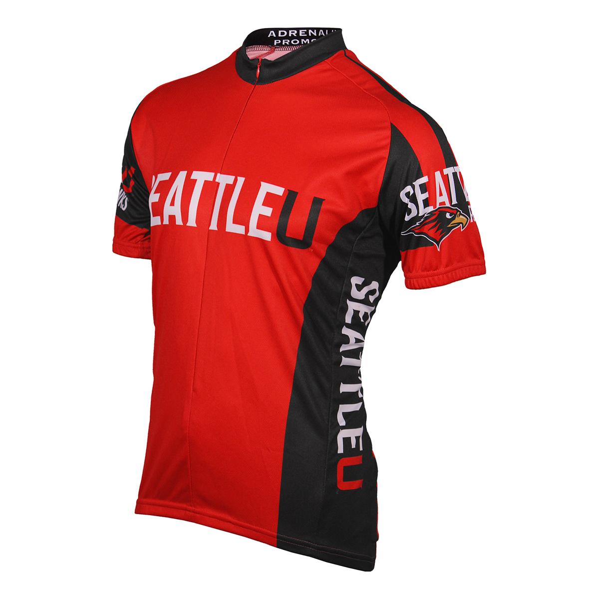 Adrenaline Promotions Seattle University Redhawks Cycling Jersey