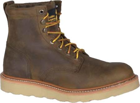 """Men's Golden Retriever Footwear 2952 6"""" Classic Comfort Wedge"""