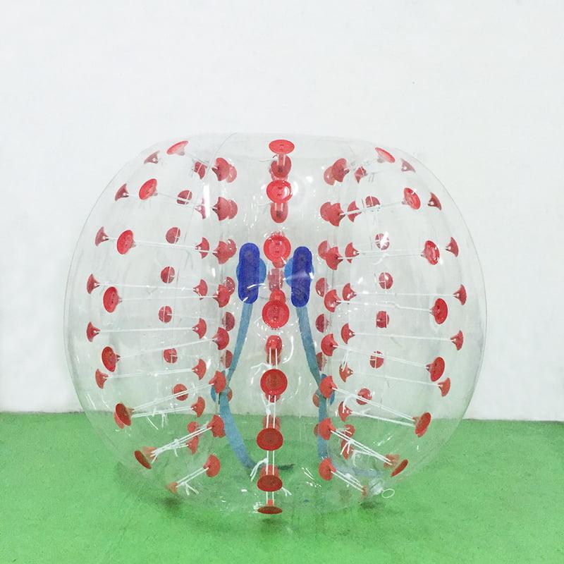 iMeshbean New 1.5M Body Inflatable Gum Bumper Football Zorb Ball Human Bubble Soccer Ball by