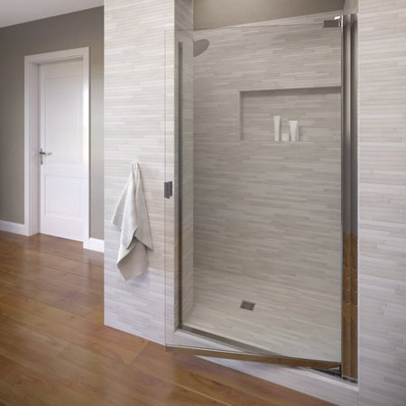 Basco Armon 31.75 x 66 Pivot Single Swing Shower Door