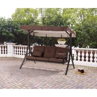 Mainstays Lawson 3-Seats Swing/Hammock