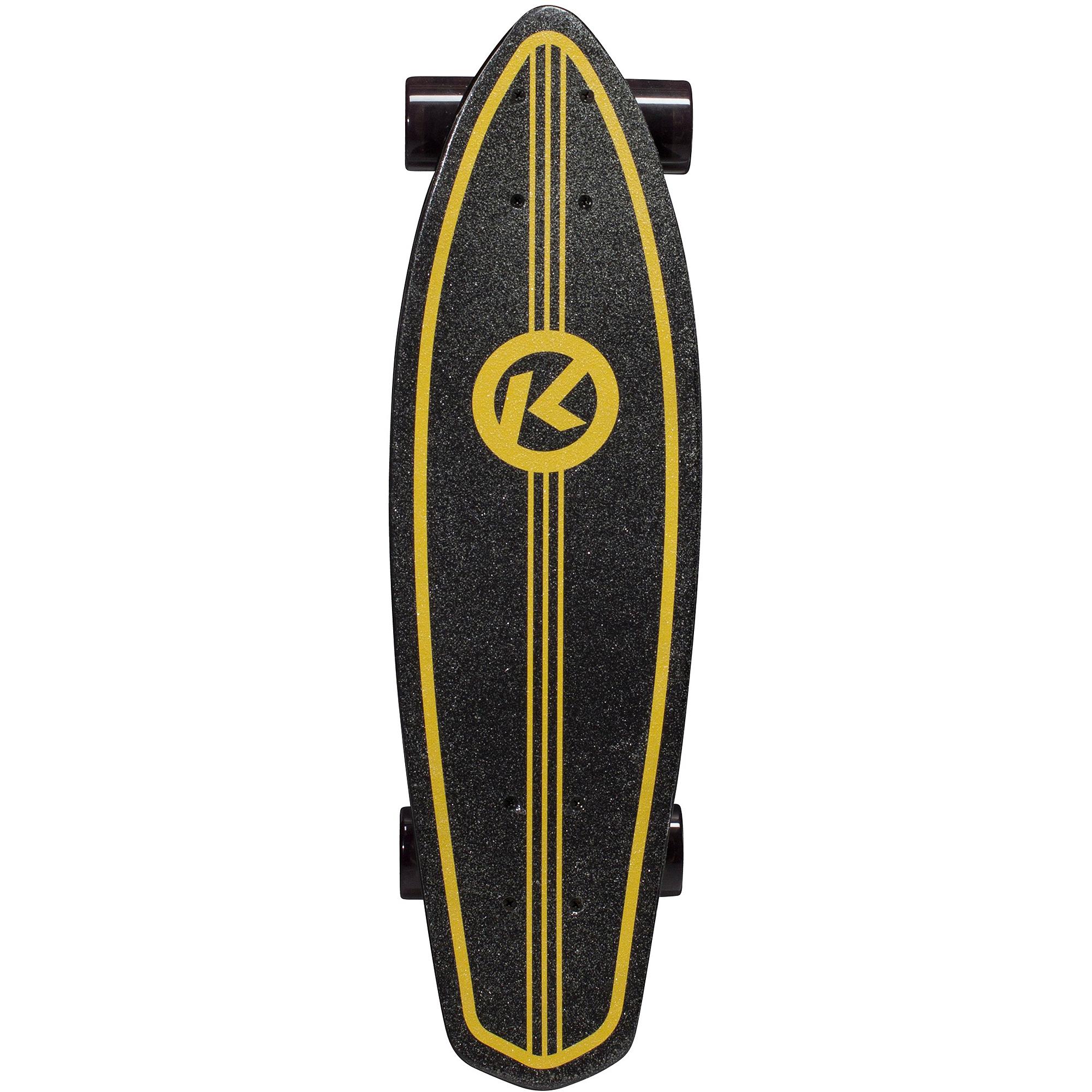 """Kryptonics 26"""" Mini Cruiser Complete Skateboard"""