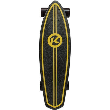 kryptonics 26 mini cruiser complete skateboard. Black Bedroom Furniture Sets. Home Design Ideas