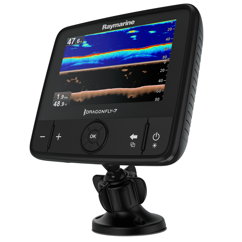 RAYMARINE DRAGONFLY 7 PRO  T/M COMBO WITH US CMAP ESSENTIALS